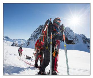 Kirstie Ennis Mount Denali Climbing