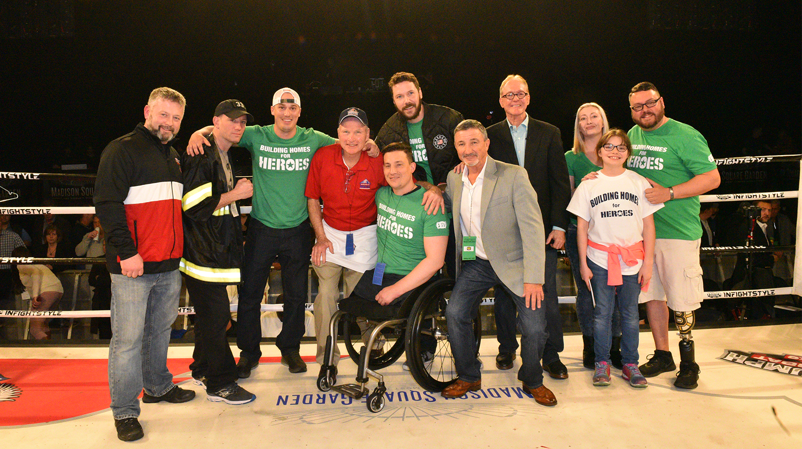 Fdny Boxing Building homes for heroes