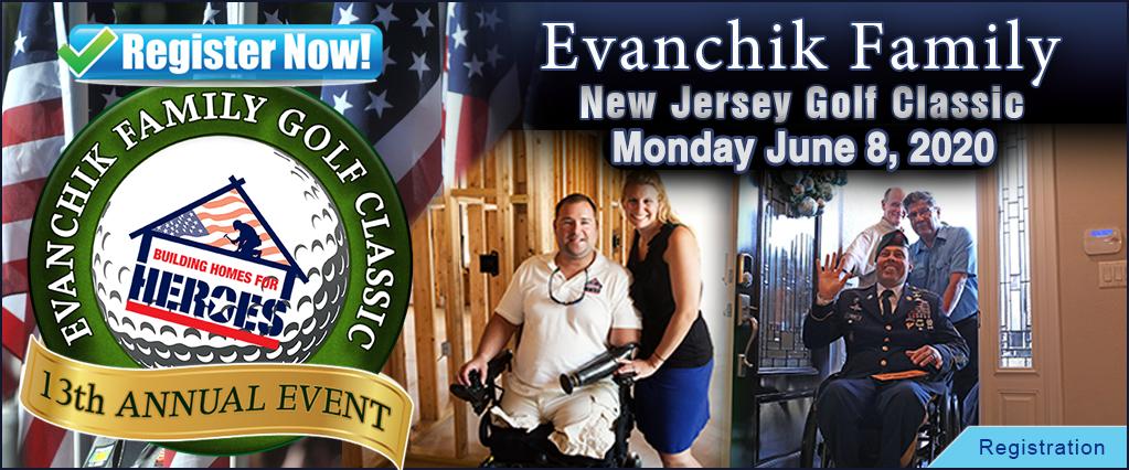 Evanchik Family NJ Golf Classic 2020