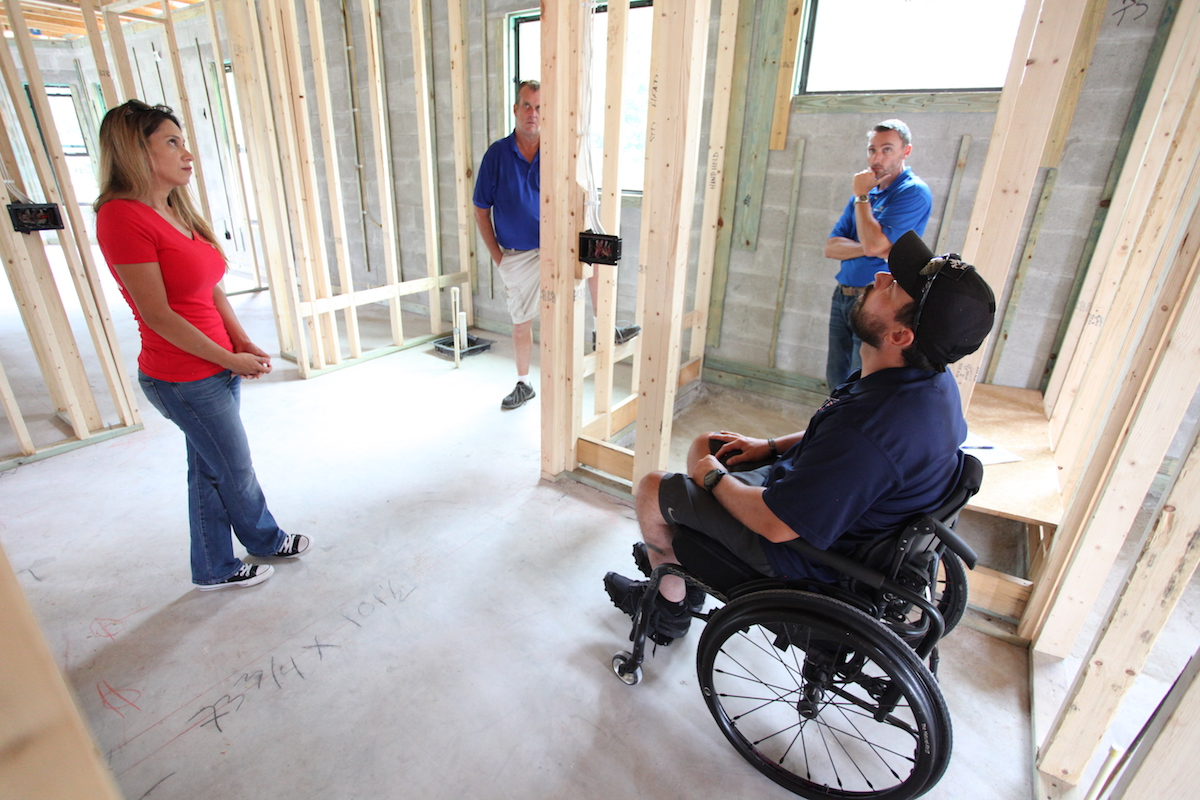 Army Master Sergeant George Vera | Building Homes For Heroes